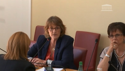 Commission DDAT : audition de Anne LARIGAUDERIE (IPBES)