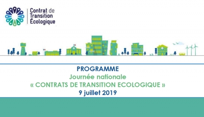 Journée nationale du Contrat de Transition Ecologique à Paris