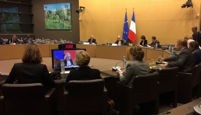 Commission DDAT : audition de Pierre Dubreuil sur la fusion AFB-ONCFS